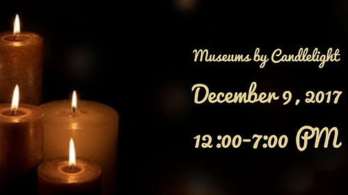 Museums by Candlelight poster