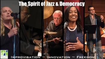 Performing Spirit, Jazz & Democracy poster