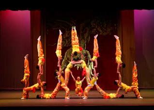 Peking Chinese Acrobats