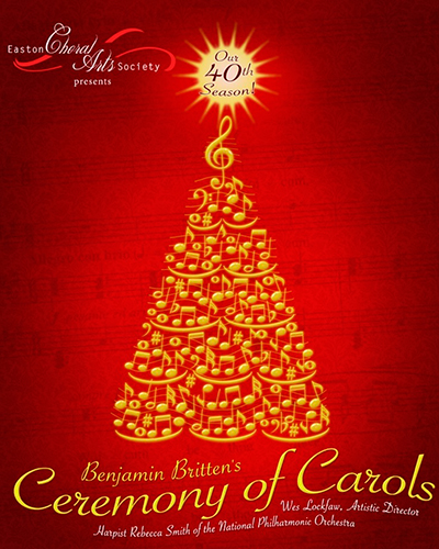 Ceremony of Carols logo
