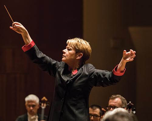 Marin Alsop, Music Director
