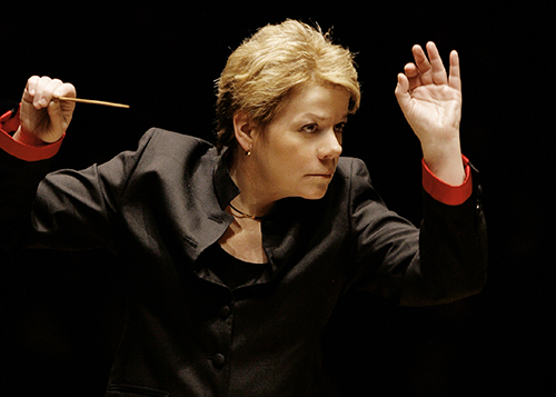 Marin Alsop, Musical Director