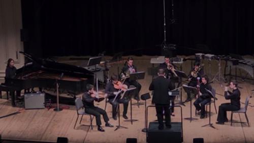 Peabody Modern Orchestra