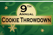 9th Annual Cookie Throwdown