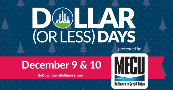 Dollar days poster