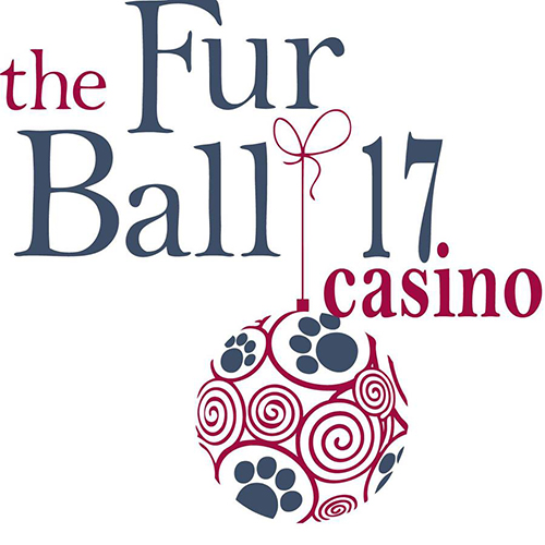 The Fur Ball logo