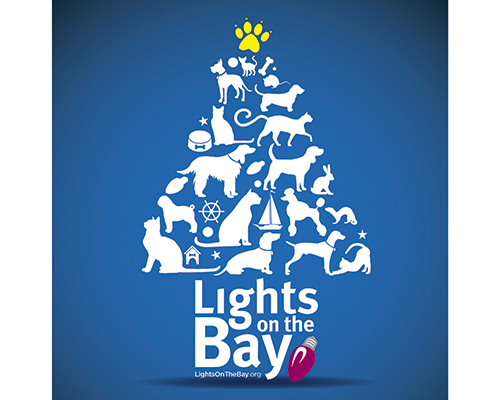 Lights by the Bay Logo
