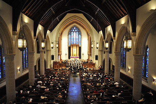 Bach Concert Choir