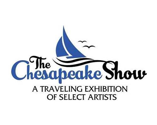 The Chesapeake Show - A Traveling Exhibition logo