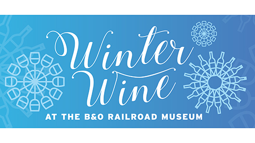 Winter Wine 2018 poster