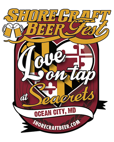 Love on Tap Shore Craft Beer Festival