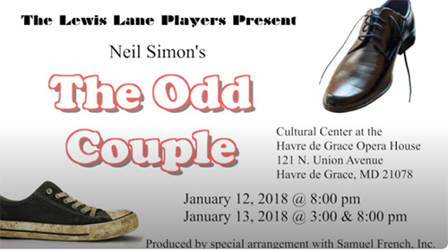 The Odd Couple poster