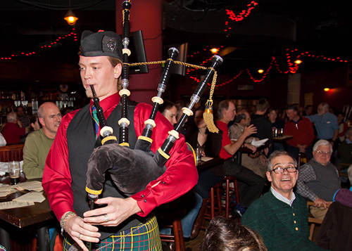 A Revels Pub Sing at McGinty's