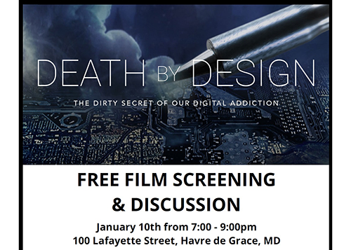 Death By Design poster