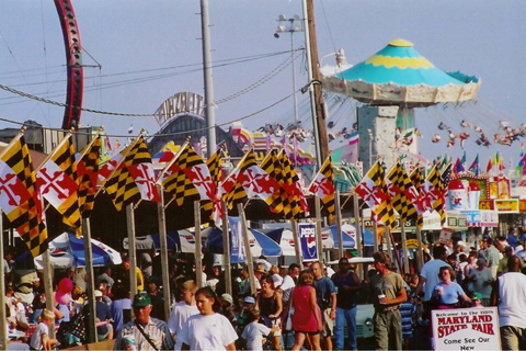 unFAIRgettable MD State Fair Midway