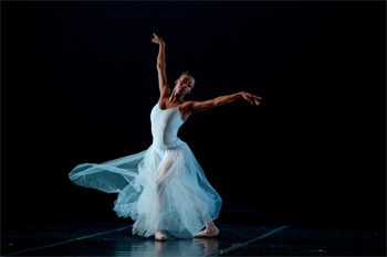 Baltimore School for the Arts Dancer performs with the BSO
