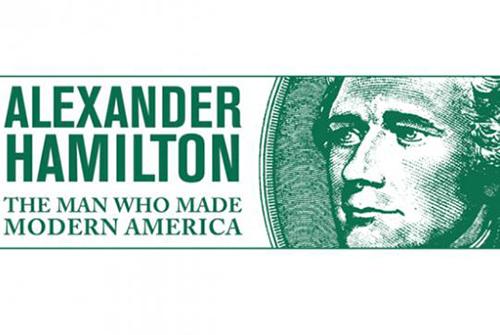 Alexander Hamilton Banner