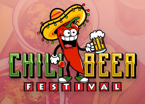 Chili and Beer Festival poster