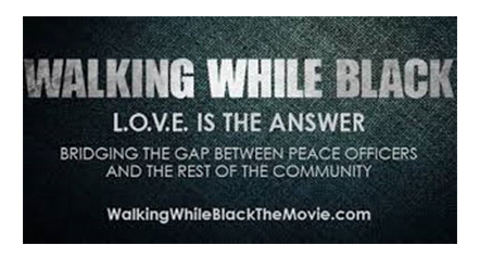 Walking While Black film poster