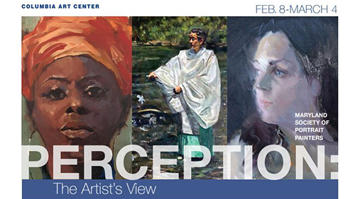 Perception:  The Artist's View banner