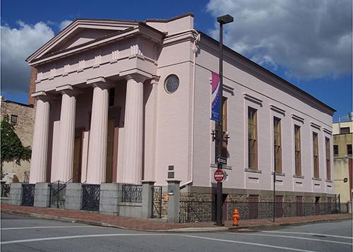 Jewish Museum of MD, Lloyd Street Synagogue