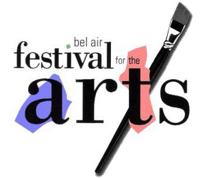 bel air festival for the arts logo