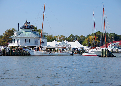 Community Day - Chesapeake Bay Maritime Museum