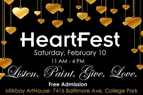 Heartfest poster