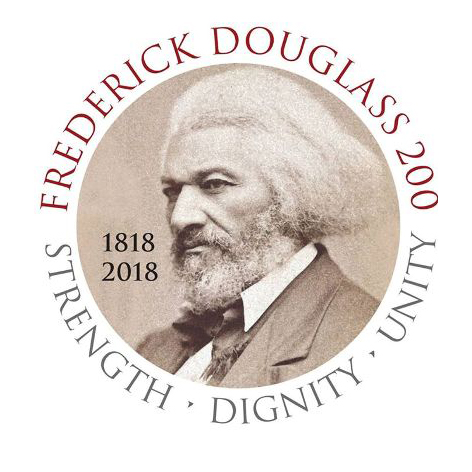Frederick Douglass logo for Talbot County