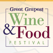 Great Grapes!  Wine & Food Festival logo