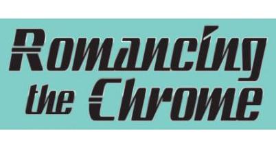 Romancing the Chrome logo