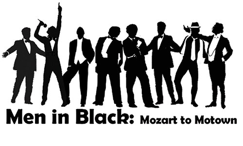 Men in Black Concert Logo