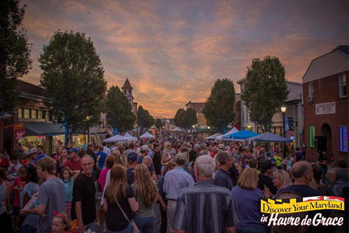 First Fridays in Havre de Grace