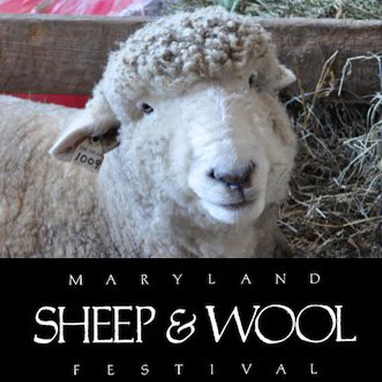 Festival logo and lamb picture