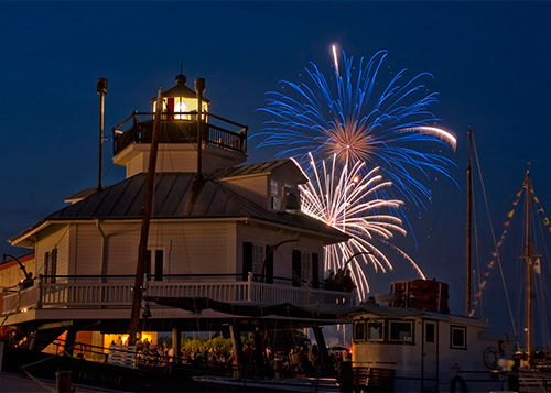 St. Michaels Fireworks