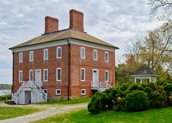 Historic William Brown House
