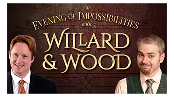 Willard & Wood-Impossibilities poster