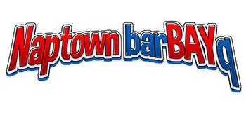 Naptown BarBAYq logo