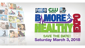 B'More Healthy Expo banner