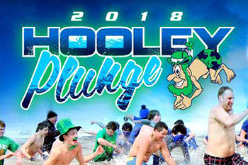 Hooley Plunge poster