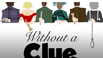Without a Clue poster