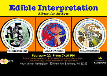 Edible Interpretation: A Feast for the Eyes poster