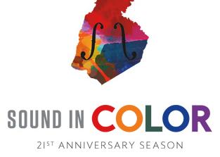 Frederick Symphony 21st Anniversary Logo