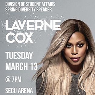 Spring Diversity Speaker Laverne Cox