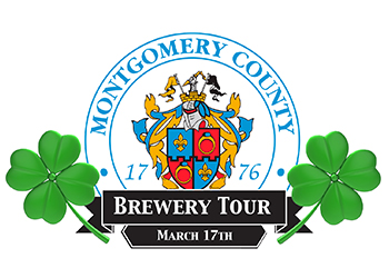 Montgomery County Brewery Tour logo