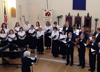 CPC Chamber Singers performs