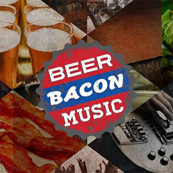 Beer, Bacon and Music logo
