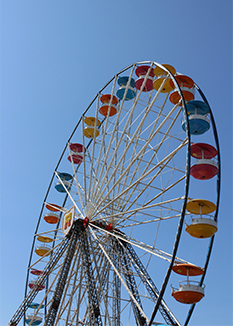 The Ferris Wheel at the Fair