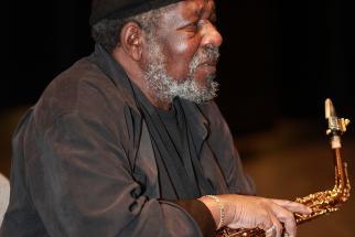 Jazz Musician Carl Grubbs