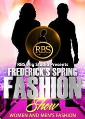 Frederick's Spring Fashion Show